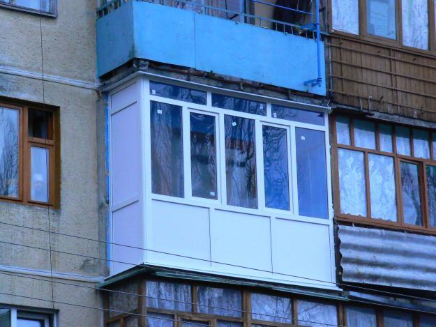 Остекление балконов и лоджий под ключ, томск - ремонт, строи.